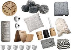Doplňky ve skandinávském stylu / home accessories in scandinavian style