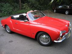 1967 Volkswagen Carmengia-a great classic