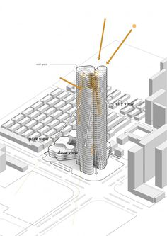 Urban Systems Office's Bundle Tower Reimagines the Bank of China