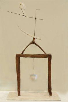 Alberto Giacometti - Hour of the Traces