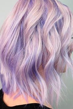 Sexy Silver Purple Hair picture 3