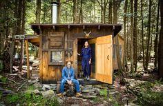 cabaña madera - Buscar con Google