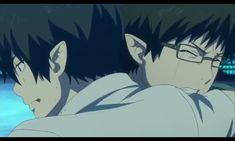 Everything will be all right Blue Exorcist Funny, Blue Exorcist Anime, Ao No Exorcist, Rin Okumura, Mephisto, Fullmetal Alchemist, Satan, All Anime, Manga Anime