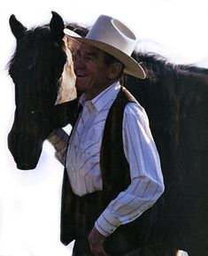 The Horse's Advocate. If horses could choose someone to speak on their behalf, they'd pick Tom Dorrance, a gentle man whose philosophy is as much about living as it is about riding. (An H&R 'Close Up' profile first published in July 1997.)