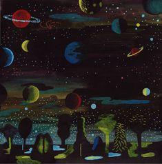 Cromosaures — Brecht Evens Children's Book Illustration, Illustrations, Night Garden, Writing Inspiration, Artsy Fartsy, Childrens Books, Art Nouveau, Graphic Design, Watercolor