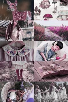 mori witch aesthetic (requested) more here // request here