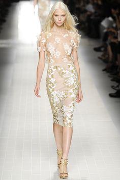 Sfilata Blumarine Milano - Collezioni Primavera Estate 2014 - Vogue