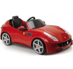 6V Feber Ferrari FF Electric Ride on Car - Licensed | Ride On Kids Cars