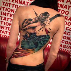 Luci marda tattoo company czech republic
