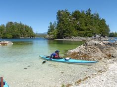 Broken Island Group, Ucluelet, BC