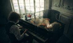 """""""Муза"""" by Dmitry Rogozhkin"""