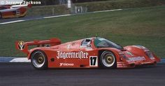 RSC Photo Gallery - World Sports Prototype Championship Donington 1990 - Porsche 962 no.17 - Racing Sports Cars
