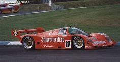 RSC Photo Gallery - World Sports Prototype Championship Donington 1990 - Porsche 962 no.17 - Racing Sports Cars