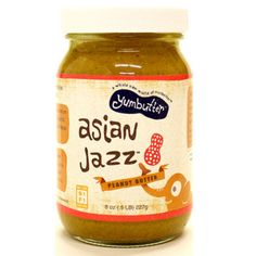 Asian Jazz Peanut Butter 3 Pack  by Yumbutter