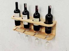 Resultado de imagen para estante para vinhos