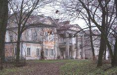 Oferty   Pałac Trzeszczany Gm. Trzeszczany woj. Lubelskie   Nieruchomości zabytkowe, pałace dwory - BE HAPPY - pałace i dworki na sprzedaż