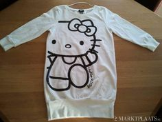 Marktplaats.nl > NIEUW sweater wit Hello Kitty maat 152-158 - Kinderen en Baby's - Kinderkleding | Maat 152