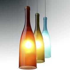 Botella Mini Pendant by Besa Lighting at Lumens.com