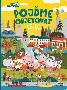 Pojďme objevovat Česko Medan, Czech Republic, Illustrators, Books To Read, Snoopy, Marvel, Explore, Artist, Fictional Characters