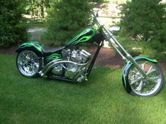 custom built choppers | 2003 Custom Built Chopper