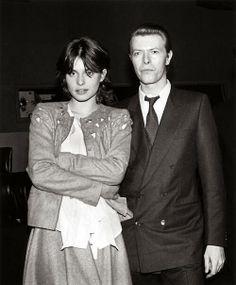 Nastassja Kinski & David Bowie