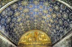 Ravenna mosaics Mausoleum of Galla Placidia Via Argentario, 22