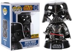 OWNED Darth Vader (Chrome)