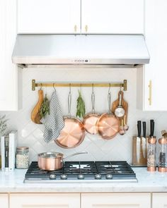 Let's talk #kitchengoals and how to achieve them with your registry. See @100layercake's list of must-haves! Photo by Scott Clark Photo #CrateWedding #kitchen #cooking