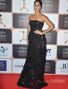 Katrina Kaif at the L'Oreal Paris Femina Women Awards 2015.