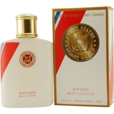 Parfumologie Us Coast Guard Riptide Cologne Spray for Men, 3.4 Ounce * Awesome product. Click the image : Body Care