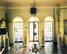 Jeffersonian Architectural Details   ARCHITECTURE: Thomas Jefferson's Monticello, Virginia, USA