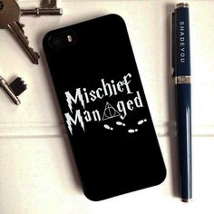 Shadeyou Phone Cases - Mischief Managed Footprints - Harry Potter iPhone 6 Case, iPhone 5S Case, iPhone 5C Case plus Samsung Galaxy S4 S5 S6 Edge Cases, $19.00 (http://www.shadeyou.com/mischief-managed-footprints-harry-potter-iphone-6-case-iphone-5s-case-iphone-5c-case-plus-samsung-galaxy-s4-s5-s6-edge-cases/)