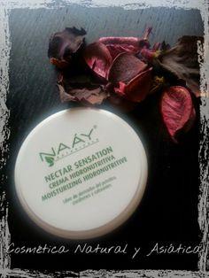 Crema Corporal Néctar sensation de Naáy Botanicals