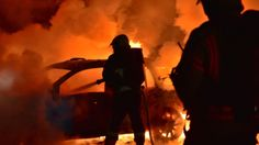 Firefighters see sharp rise in calls on Bonfire Night - ITV News