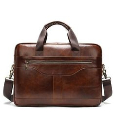 business style genuine leather laptop hand bag for men business style genuine leather laptop hand bag for men Leather Laptop Bag, Leather Briefcase, Leather Crossbody Bag, Leather Handbags, Laptop Bags, Leather Bags, Laptop Shoulder Bag, Shoulder Strap, Briefcase For Men