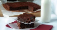 Recipe for Eggless Brownies, Recipe for Eggless Chocolate Fudge Brownie, How to make Eggless Chocolate Fudge Brownie