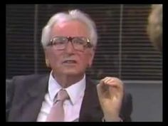 Finding meaning in difficult times (Interview with Dr. Viktor Frankl)