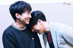 """Random BTOB ships to bless your timeline: MinKwang💗"" Btob, Sungjae, Lee Minhyuk, Im Waiting For You, China, Handsome Boys, Kpop Groups, Fangirl, Wattpad"