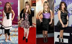 The Style Evolution of Debby Ryan