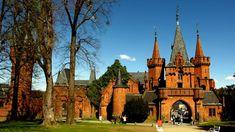 Hrad Hradec nad Moravicí - Severní Morava Castle Hradec nad Moravicí - North Moravia