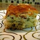 Yummy! really good with ice cream. I used 4 cups of rhubarb too. Rhubarb Cake