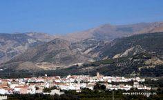 """#Granada - #Lecrín - 36º 56' 28"""" -3º 33' 18"""" / 36.941111, -3.555000  Municipio granadino que consta de 6 localidades: Talará, Mondújar, Béznar, Murchas, Acequias y Chite."""