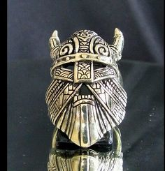 Viking Ring Bronze Men's Size 10