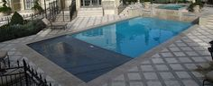 Swimming pool covers are an important accessory that provide safety, convenience, and energy efficiency. Learn the differences between each type.