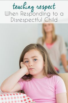 The most effective ways to respond address the four most common reasons children are disrespectful, rude, and smart-alecky or back talk:    • They didn't get what they wanted,  • They are angry; they feel disrespected, so they think it's okay to be disrespectful,  • They think it's funny; as a joke,  • They think it's okay, because they hear their friends, other adults and/or people in the media talk that way.