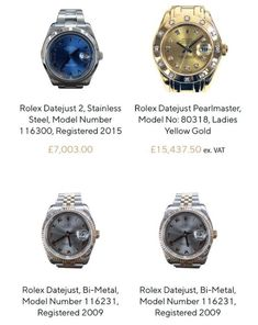 Did you know that we also stock gorgeous #watches on our website? From #Rolex to #Cartier, you wont be lost finding that perfect #wristwatch to turn into your everyday wear. We also stock #LooseGemstones, #diamonds, and gifts such as #cufflinks on our online store. Indulge in a little bling for yourself. - #diamond #emerald #emeralds #jewellery #luxuryjewellery #bespokejewellery #ethical #hattongarden #hattongardenjewellers #engagementring #cocktailring #emeraldring #diamondring #luxurywatch Bespoke Jewellery, Luxury Jewelry, Rolex Datejust, Emeralds, Cocktail Rings, Cartier, Loose Gemstones, Bracelet Watch, Cufflinks