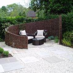 Jardines de estilo ecléctico de Cherry Mills Garden Design