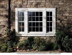 Andersen® 400 Series Energy Efficient Woodwright® Double-Hung Windows by Andersen Windows, via Flickr