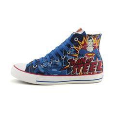 Converse All Star Hi Superman Athletic Shoe