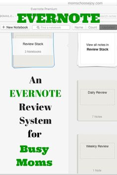 Evernote For Home Routines  Evernote Clutter And Routine